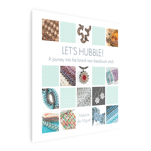 Let's Hubble! A journey into the brand new beadwork stitch
