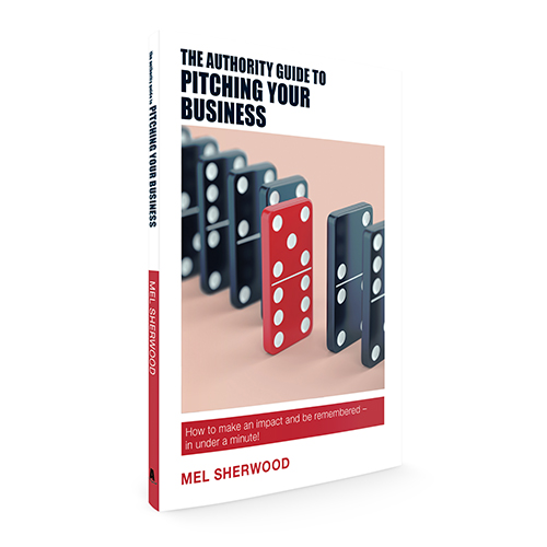 The Authority Guide to Pitching Your Business: How to make an impact and be remembered – in under a minute!
