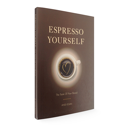 Espresso Yourself: The taste of your brand